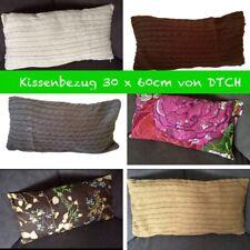 Kissenbezug/ Kissenhülle 30x60cm von DTCH - Dutch Markenware in versch. Dekoren