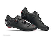 NEW 2019 Sidi ERGO 5 MEGA Wide Road Cycling Shoes : MATTE BLACK