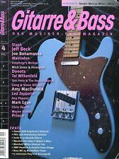 Gitarre und Bass # Avril 2010 -FENDER- Slash, Jeff Beck, Joe Bonamassa, Mastodon