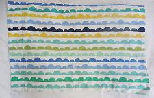 Pottery Barn Teen Bubble Stripe Standard Pillow Case NWOT