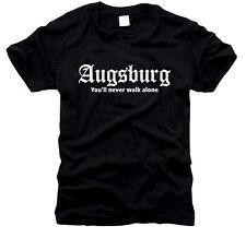 Augsburg You'll never walk alone - T-Shirt- Gr. S bis XXL