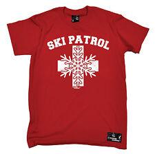 Patrulla De Esquí Snowboard Camiseta Esquí Snowboard Esquí Engranaje Tee Regalo De Cumpleaños