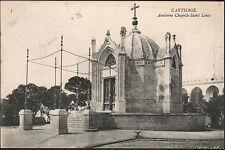 CARTHAGE (TUNISIE) ANCIENNE CHAPELLE SAINT-LOUIS