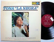 ORQUESTA DE NOE FAJARDO Tona La Negra LP