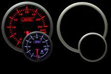 "EGT Exhaust Temperature Gauge 60mm (2 3/8"") w/ Peak Warning Prosport Amber/White"