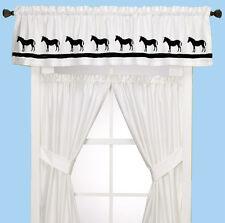 Donkey Window Valance Curtain .. Choice of Colors*