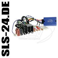 Panasonic Autoradio Lenkrad Interface CAN-BUS Adapter Audi A3 A4 A8 ISO Stecker