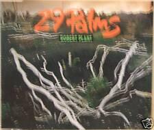 """ROBERT PLANT (LED ZEPPELIN) """"29 PALMS"""" cd's 4 track"""