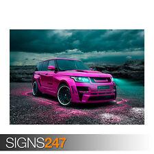 HAMANN Range Rover voguebody mystère (0212) Poster Print art A0 A1 A2 A3