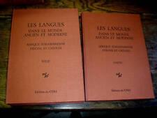 les langues afrique subsaharienne pidgins créoles 2 vol