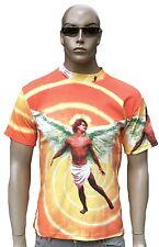 Archangel Arcángel Religion Ángel Super Star Diseñador VIP Camiseta G: S M L XL