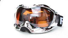 RAVS Occhiali Sci Alpin - Occhiali Snowboard - Goggle - Occhiali Sci
