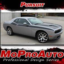 PURSUIT 2011-2018 Dodge Challenger Stripes T/A style Graphics 3M Pro Vinyl