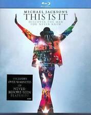 This Is It: Michael Jackson (Blu-Ray)