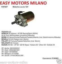 1781637 MOTORINO D AVVIAMENTO ITALJET FORMULA TORPEDO VELOCIFERO 50