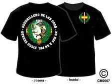 CAMISETAS MILITARES: GUERRILLERO DE LAS COES - MOD III