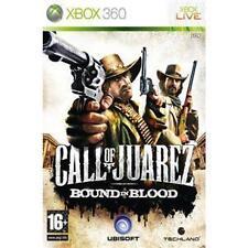 Call of Juarez: Bound in Blood (Microsoft Xbox 360, 2009)
