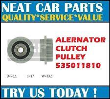 ALTERNATOR PULLEY FOR VW PHAETON TOUAREG MULTIVAN MK-V TRANSPORTER MK-V 2.5TDI