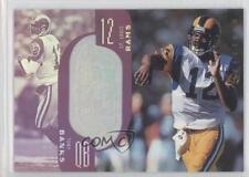 1998 Upper Deck SPx Finite Spectrum #70 Tony Banks St. Louis Rams Football Card