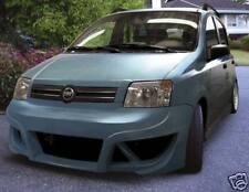 Kit estetico paraurti anteriore tuning fiat panda 2