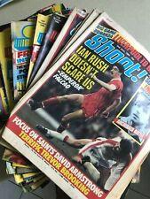 SHOOT - Football magazine, 1960-90'S,  1,2,3,4,5,10,15, 25 available,