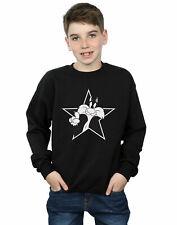 Looney Tunes Boys Sylvester Mono Star Sweatshirt