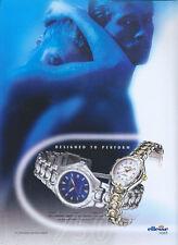 Ellesse 750 Series Watch 1998 Magazine Advert #4427