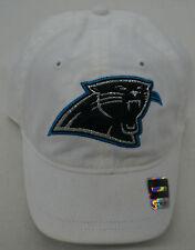 NFL Carolina Panthers Women Cap Curve Brim Slouch Buckle-Back Hat OSFA NEW! c20b627c3