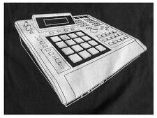 Akai MPC 3000, MPC 2000xl, MPC 60, Roland TB 303, TR 909, TR 808, t-Shirt