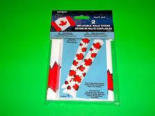 CANADA OLYMPIC NHL HOCKEY SUPPORT YOUR WORLD JUNIOR TEAM RALLY STICKS