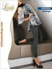 Levante Collant Donna - Arama Melange Calze 80 DEN Pantacollant in microfibra
