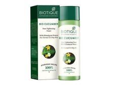 New Branded Biotique Bio Cucumber Pore Tightening Toner EACH PACK 120 ML