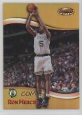 1998-99 Bowman's Best Refractor #47 Ron Mercer Boston Celtics Basketball Card