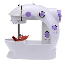 Desktop Sewing Machine Mini Electric Portable Handheld Household 2 Speed + Light