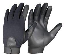 Mens Leather Driving Gloves Lambskin Mesh Net Chauffeur Dress Fashion Retro