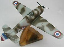 Koolhoven FK-58 Fighter FK58 Airplane Desktop Kiln Dry Wood Model Regular New