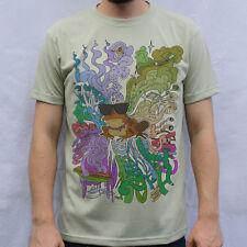 Hypnofrog Psychedelic Artwork T-Shirt