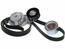 Serpentine Belt Drive Component Kit X792FB for H3 H3T 2006 2007 2009 2008 2010