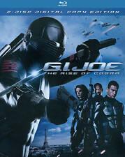 G.I. Joe: The Rise of Cobra (Blu-ray Disc, 2009, 2-Disc Set, Includes Digital C…