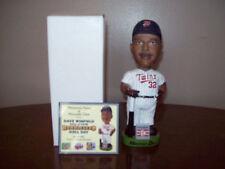 2001 Dave Winfield Bobblehead Minnesota Twins SGA
