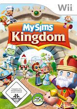 My Sims Kingdom für Wii