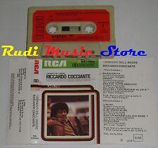 MC RICCARDO COCCIANTE i momenti dell'amore ITALY RCA LINEATRE no cd lp dvd vhs *