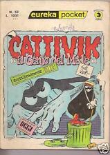EUREKA POCKET n° 53-ED.CORNO-SILVER-CATTIVIK