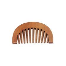 Premium Men's Wooden Beard Moustache Comb Kit Men's Grooming Kit - UK Stock