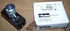 Parker N620SF Colorflow Flow Control Needle Valve