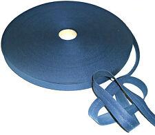 Marine Bande de Biais de Coton Pliable 30 X 16mm (1.6cm) Choisissez la Longueur