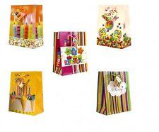 Bolsa de regalos Happy Birthday - 18 x 23 x 10 cm-diseños diferentes