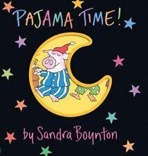 Pajama Time!: By Sandra Boynton