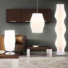 LED Ceiling Tabletop Writing Table Lamp Design Chrome White Living Room Kitchen