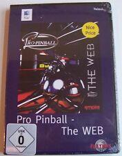 Mac: pro pinball the web * NOUVEAU *